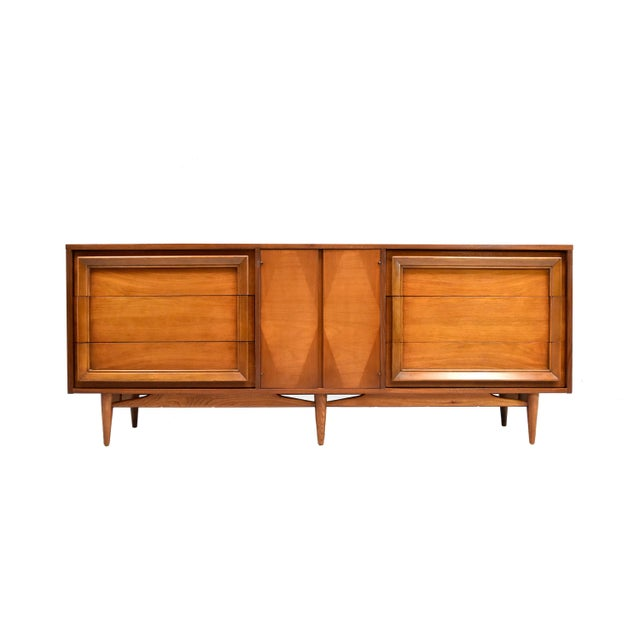Mid-Century Modern Dresser/Credenza by Basic Witz For Sale - Image 12 of 12