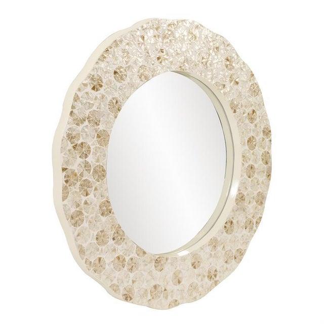 Mediterranean Antigua Mirror For Sale - Image 3 of 4