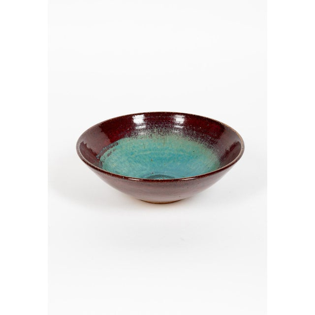 Ceramic Ceramic Bowl Edouard Chapallaz For Sale - Image 7 of 7