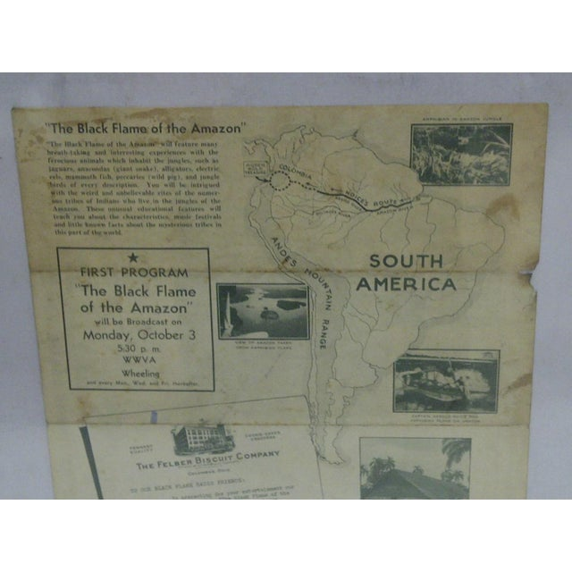 Americana 1938 Black Flame Radio Expedition and Broadcast Station For Sale - Image 3 of 5