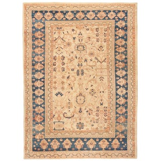 Exceptional Antique 19th Century Persian Sultanabad Carpet For Sale