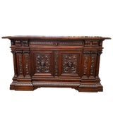 Image of Antique Italian Renaissance Revival Sideboard For Sale