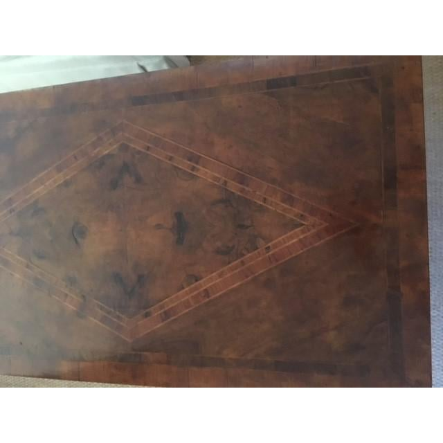 Bennett Co. Custom Painted Desk For Sale In New York - Image 6 of 8