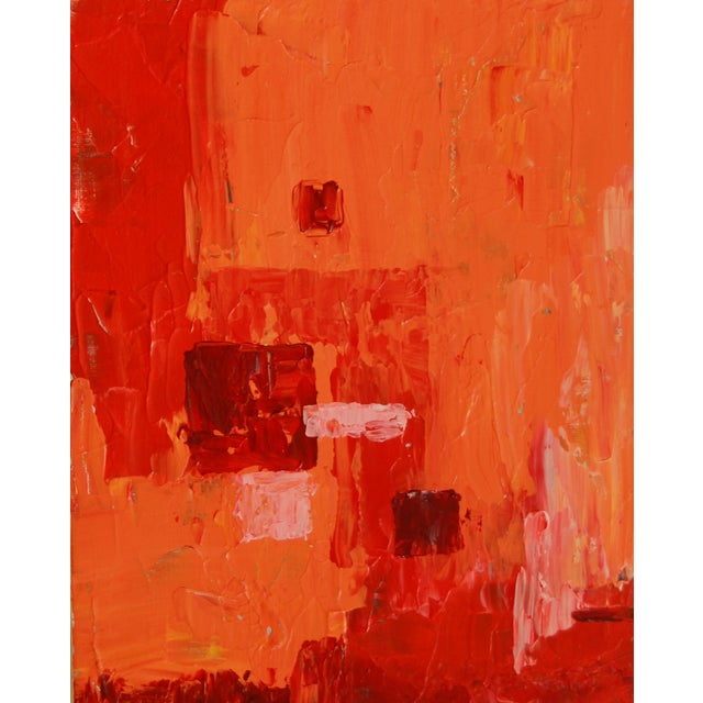 """""""Box Arrangement #9"""" Painting by C. Plowden - Image 1 of 2"""