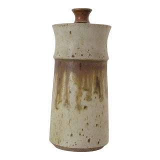 Ceramic Lidded Canister