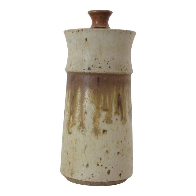 Ceramic Lidded Canister - Image 1 of 8