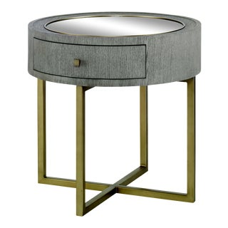 Century Furniture Kendall End Table For Sale