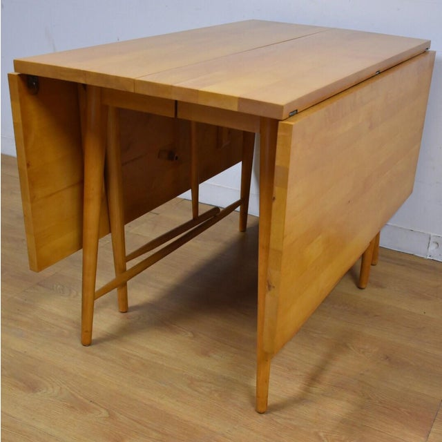"Paul McCobb ""Predictor"" Dining Table - Image 11 of 11"