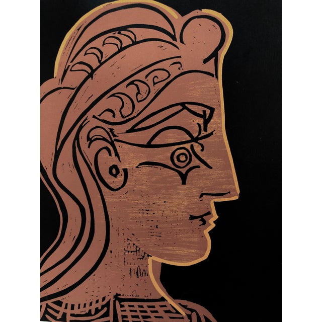 Picasso Vintage Print For Sale In New York - Image 6 of 11