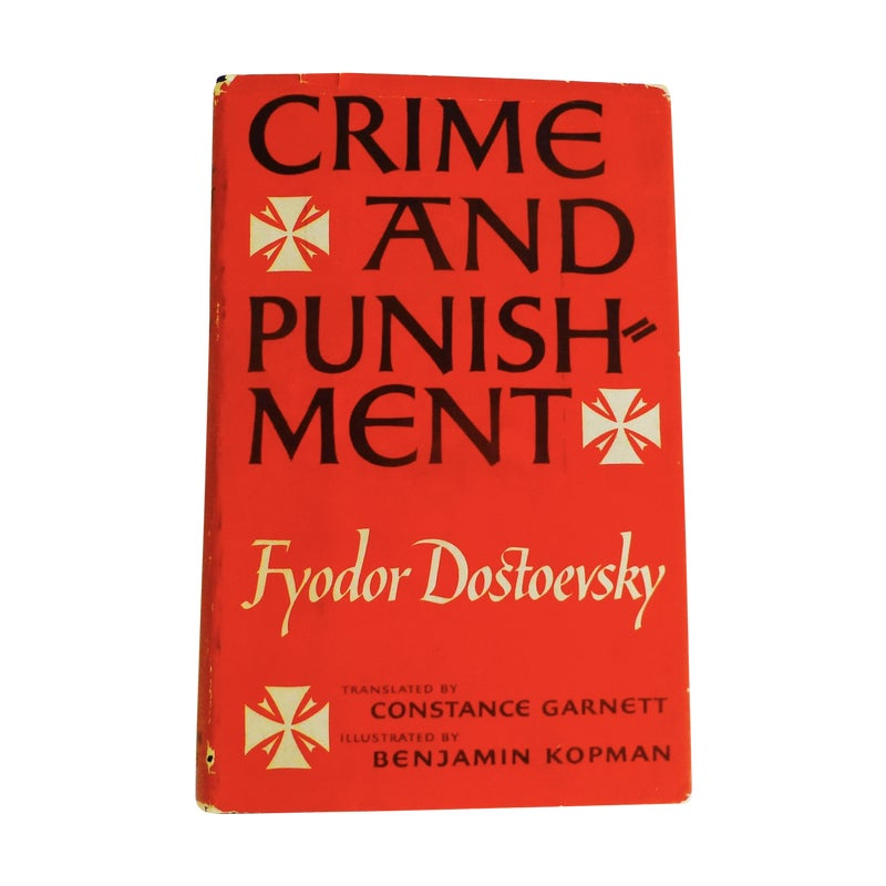 a psychoanalytical view of crime and punishment Crime and punishment is the first of his five major works and it reveals the author's mastery over psychological observation and analysis it reveals the in depth experience of a young man.