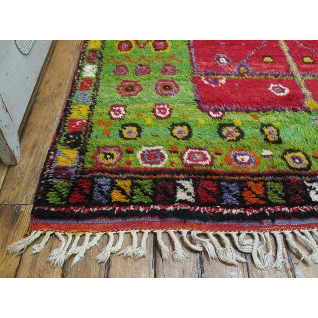 """Islamic Festive """"Tree-of-Life"""" Rug For Sale - Image 3 of 9"""