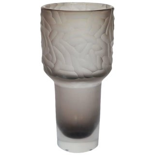 Zeus Murano Glass Vase For Sale