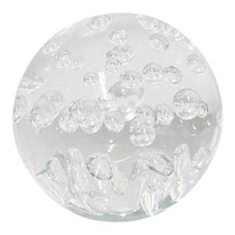 Clear Random Bubble Sphere For Sale