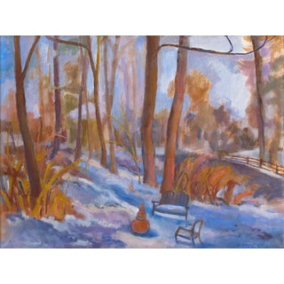 "Amy Griffith Colley ""First Winter"" Print For Sale"