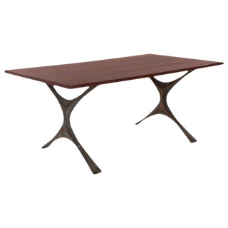 1960s Vintage George Nelson Rare Bronze Group Cocktail Table For Sale