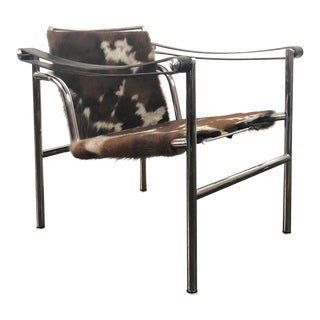 Vintage Le Corbusier Cassina Lc1 Chair For Sale