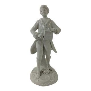 Capodimonte Music Box Figurine For Sale