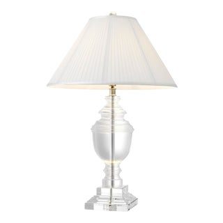 Crystal Table Lamp | Eichholtz Noble For Sale