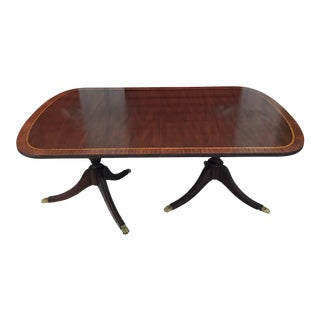 Henkel Harris Mahogany Dining Table