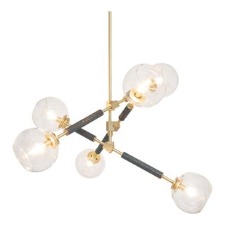 Pax Lighting Lawrence Ceiling Fixture For Sale