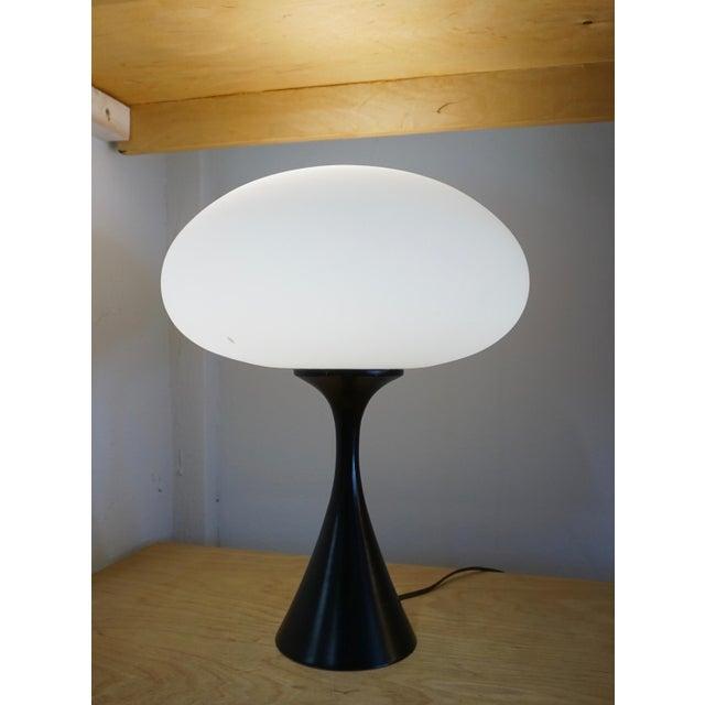 "Laurel Lamp Company Laurel ""Mushroom"" Table Lamps - a Pair For Sale - Image 4 of 6"