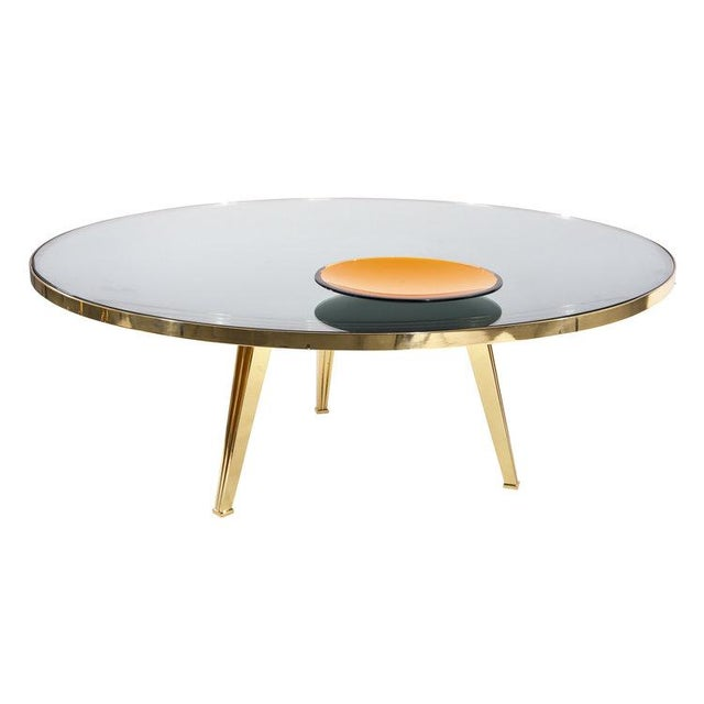 Metal Riflesso Coffee Table For Sale - Image 7 of 13