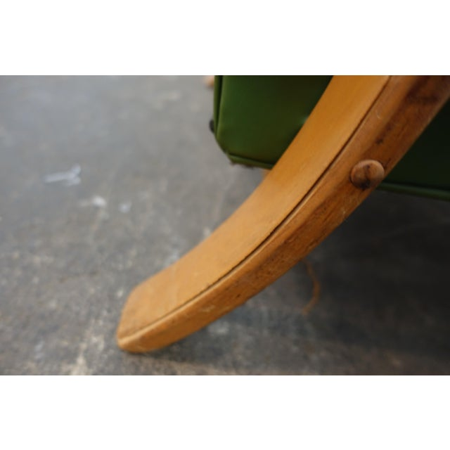 Wood Mid-Century Modern Bentwood Club Chairs - a Pair For Sale - Image 7 of 9