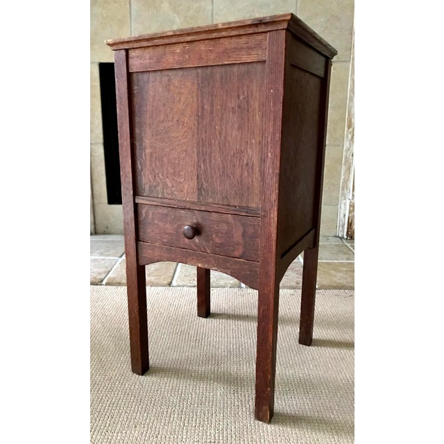 Vintage Antique Sewing Cabinet Chairish