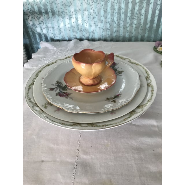 Vintage China Table Setting For Sale - Image 10 of 10