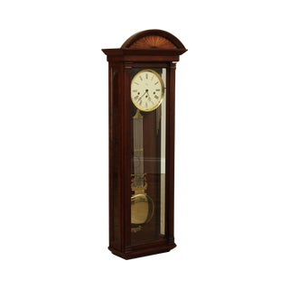 "Sligh ""Ellington"" Key Wound Westminster Chime Wall Clock For Sale"