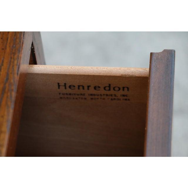 Vintage Henredon Nightstands - a Pair - Image 4 of 11