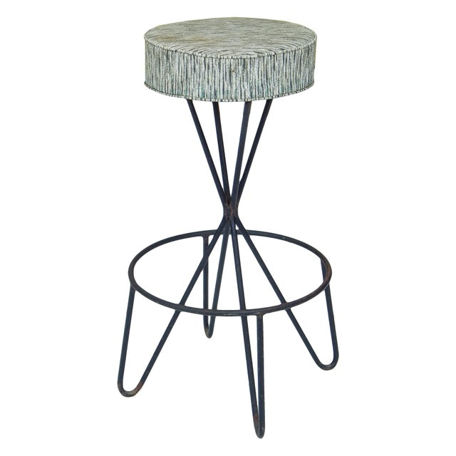 1960s 1960s Paul Tuttle Stools - Set of 3 For Sale - Image 5 of 12