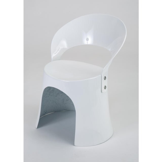 Nanna Ditzel Fiberglass Accent Chair by Odense For Sale - Image 10 of 10