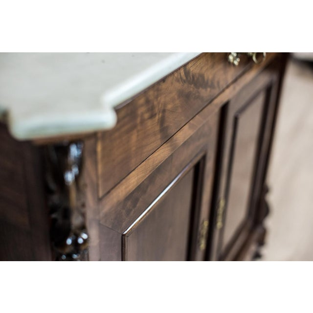 19th Century Louis Philippe Cabinet For Sale - Image 11 of 13