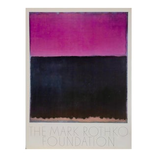 Mark Rothko Untitled 1953 Poster For Sale
