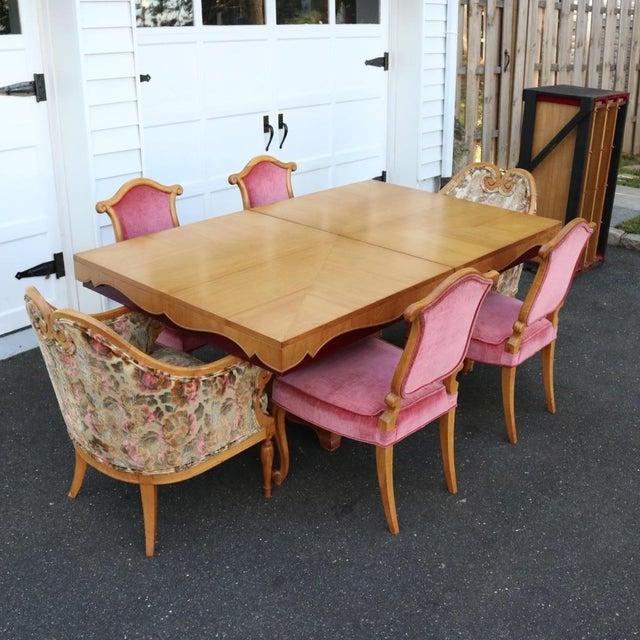 Grosfeld House Art Deco Dining Set - Image 2 of 11
