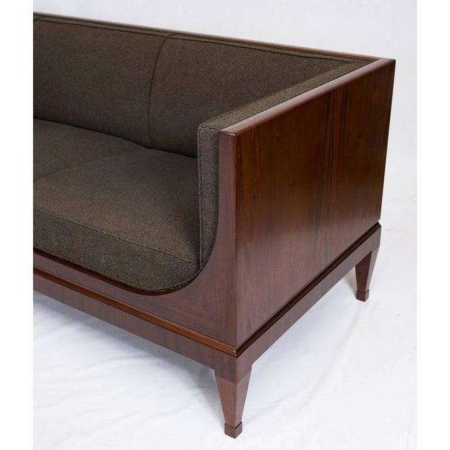 Black Frits Henningsen Sofa For Sale - Image 8 of 9