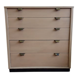 1940s Art Deco Edward Wormley for Drexel Precedent Dresser For Sale