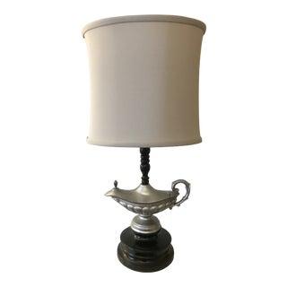 Mid Century Aladdin Table Lamp For Sale