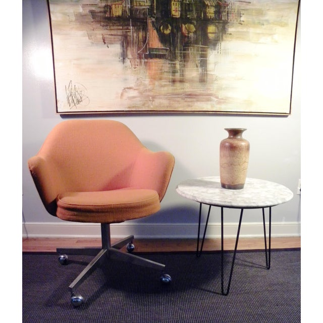 Vintage Knoll Mid-Century Office Chair - Image 6 of 6