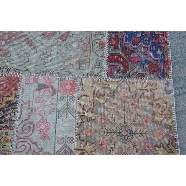 Vintage Handwoven Decorative Anatolian Runner - 2′11″ × 10′ For Sale - Image 4 of 6