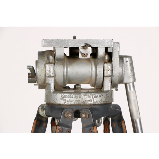 Industrial Motion Picture Tripod - Image 6 of 9
