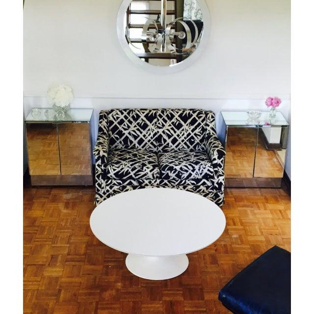 Eero Saarinen for Knoll Pedestal Coffee Table - Image 4 of 6