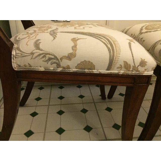 Klismos Chairs - A Pair - Image 4 of 4