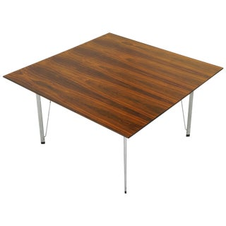 Rosewood Dining Table by Arne Jacobsen for Fritz Hansen For Sale