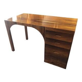 1960s Danish Mid Century Modern Writing Desk For Sale