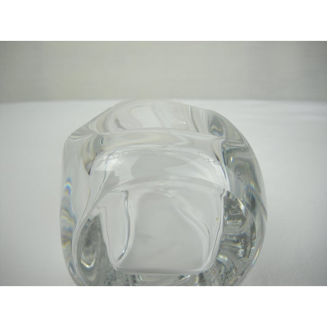 French Daum Crystal Scent Bottle - Image 8 of 8