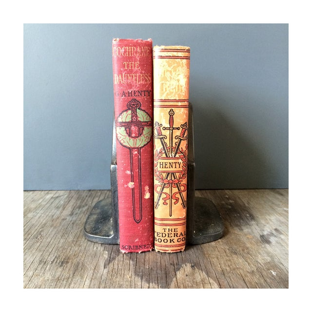 1900's Adventure Novels by G.A. Henty - Pair - Image 3 of 7