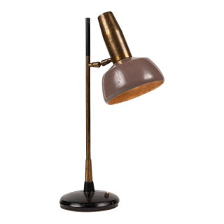 1960s Oscar Torlasco Table Lamp for Lumi For Sale