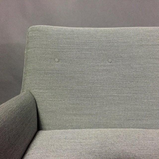 Jen Risom 1950s American Modern 3-Seat Sofa For Sale - Image 9 of 10